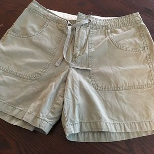 Old Navy Shorts - Olive Green Old Navy Shorts